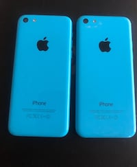 Blue iPhone 5C- 2 available  Wilmington, 28412