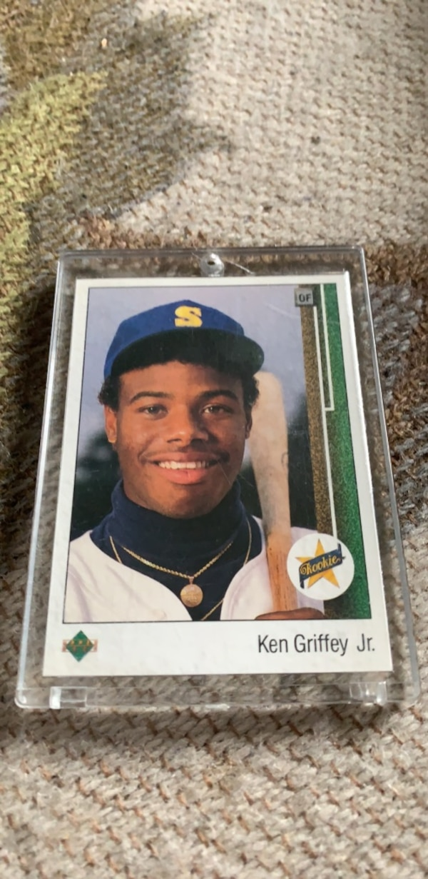 89 Upper Deck Ken Griffey Jr