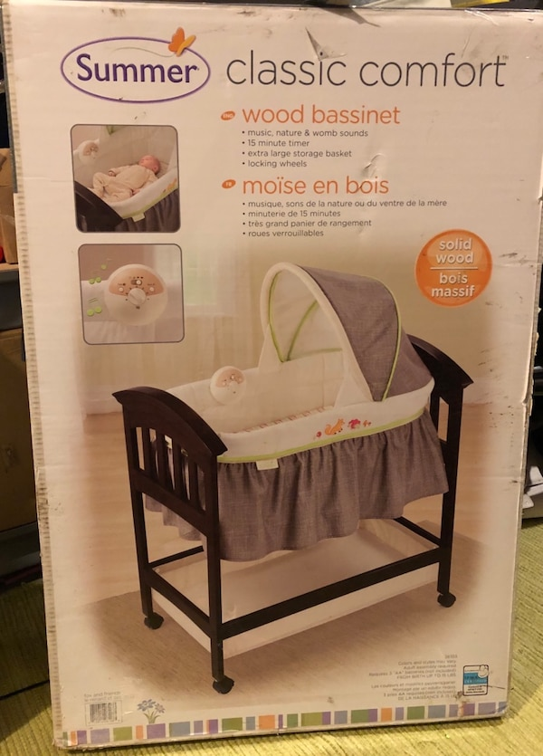 Used and new bassinet in Elgin - letgo
