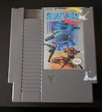 Super C/ Super Contra for the NES Edmonton