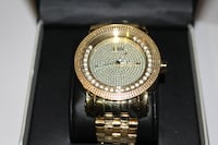 ICED OUT BUST DOWN JBW Gold Watch Delta