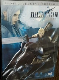 New Final Fantasy Advent Children special edition Burnaby, V3N 4N5