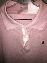 Pink Bape Polo Authentic  Newmarket, L3X 3J1