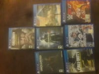 PS4 games Brand New!!!! Augusta, 30906