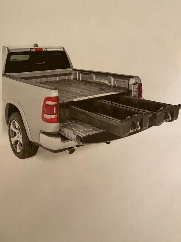 """DECKED truck bed organizer for 2009-2018 Ram 1500 5'7"""" bed length a1cf922f-c53c-42b0-8df9-ce9fe60b0884"""