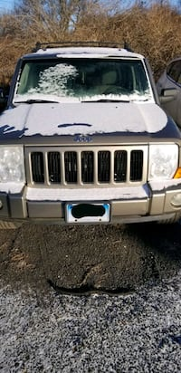 2006 Jeep Commander Limited 4X4