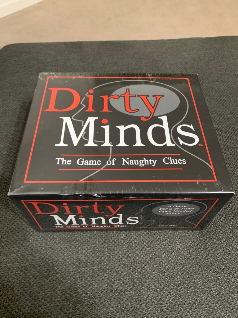 Photo Dirty Minds - The Game of Naughty Clues