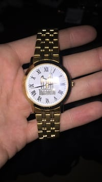Birks toronto edition gold plated wrist watch Mississauga, L5R 1B2