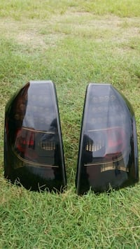 Smoked LED Chrysler 300 taillights Greenville, 29615