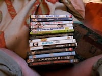 Dvds , wii games and xbox360 London, N5Z 1E6
