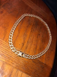 Gold and Diamond Cuban Link  Anchorage, 99507