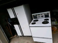 Fridge and Stove combo Plattsmouth, 68048