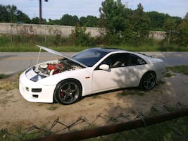 Built 1993 300zx Fair lady Z Z32 RWD