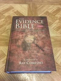 Evidence Bible NKJV Ray Comfort Falls Church, 22046