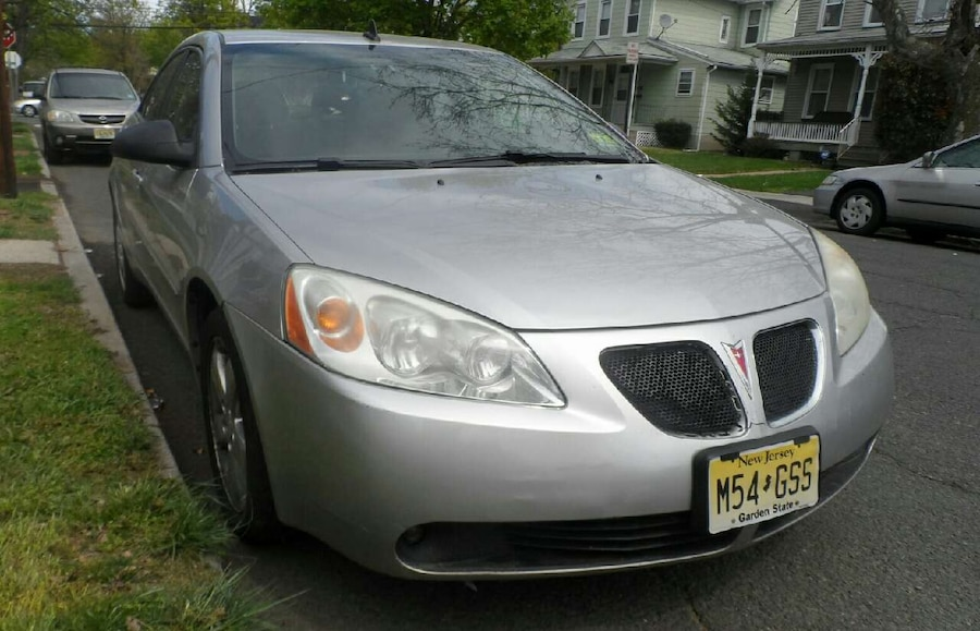 used 2008 pontiac g6 gt 116k clean title in plainfield. Black Bedroom Furniture Sets. Home Design Ideas