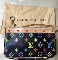 Pochette Louis Vuitton come nuova Roma