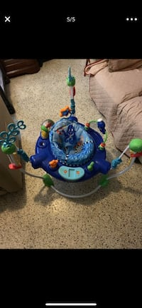 Used Baby Jumper Toy Station in Neptune's Ocean Discovery Jumper Sweetwater, 33174