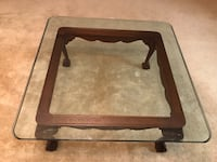 Jamaican made coffee table excellent condition Annandale, 22003