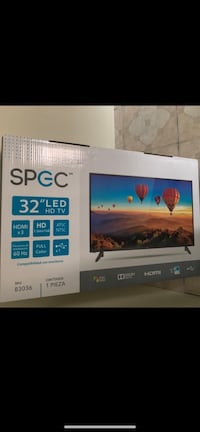 "SPEC 32"" HD TV"