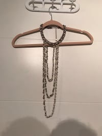 Necklace never worn