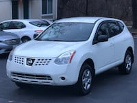 10 NISSAN ROGUE AWD -130k-NO MECHANICAL ISSUES-SUPER CLEAN-AWD  College Park