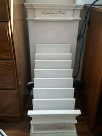 Solid wood White file shelf Grants Pass, 97526