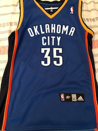 Authentic Kevin Durant Jersey