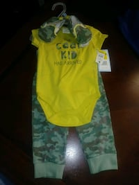 6-9 month outfit Grandview, 37337