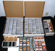 Buying Magic the Gathering cards