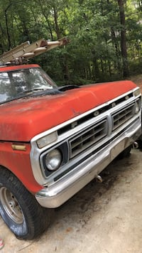 Ford - F-100 - 1976 Fort Mill