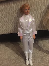 Disney Beauty and the Beast Prince Ken Doll 1990's Newmarket, L3Y 4W1