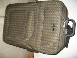 "25"" Trans Globe Luggage Carry-On Suitcase"