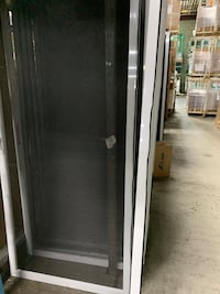 Patio door screen( vinyl door) 6ft and 5 ft