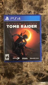 Shadow Of The TOMB RAIDER     PS4 Game Gahanna, 43054