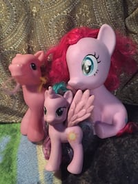 There is over 45 my little ponies and accessories Shelbyville, 37160