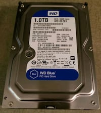 Western Digital hard disk drive Halifax