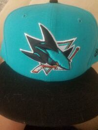 san Jose sharks cap