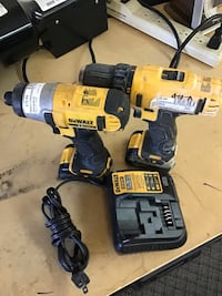 Dewalt cordless power tools set Lakewood, 80232