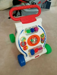 Fisher Price baby / toddler walker toy Toronto, M1S 1A6