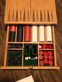 Backgammon set Ridgefield, 07657