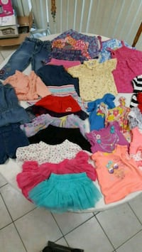 Girls18 mo clothes - $1 each Melrose Park, 60160