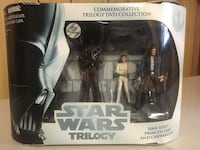 Star Wars Trilogy ( Collectable figures ) Langley, V3A 4W5