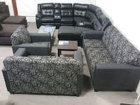 3 piece sofa set available in any fabric. Toronto, M9V 3Y6