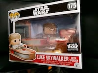 Star Wars Funko Luke with Speeder Alexandria, 22315