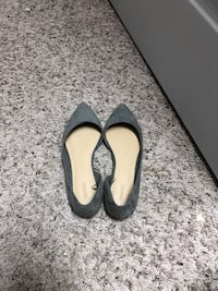 Forever 21 grey flats Lorton, 22079