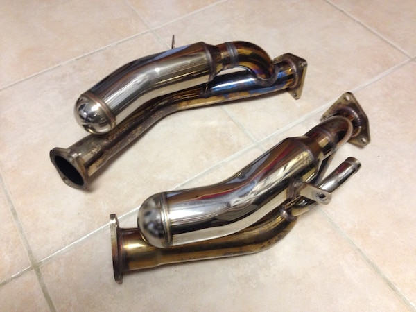 Motordyne ART Pipes - 350Z