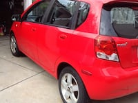 Chevrolet - Aveo - 2007 Lakewood, 44107