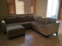 Sectional with ottoman Las Vegas, 89134