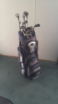 Full set of clubs and bag Okotoks, T1S 1R1