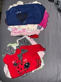 Tons of 3/6 6/9 month girl clothes  Alexandria, 22312
